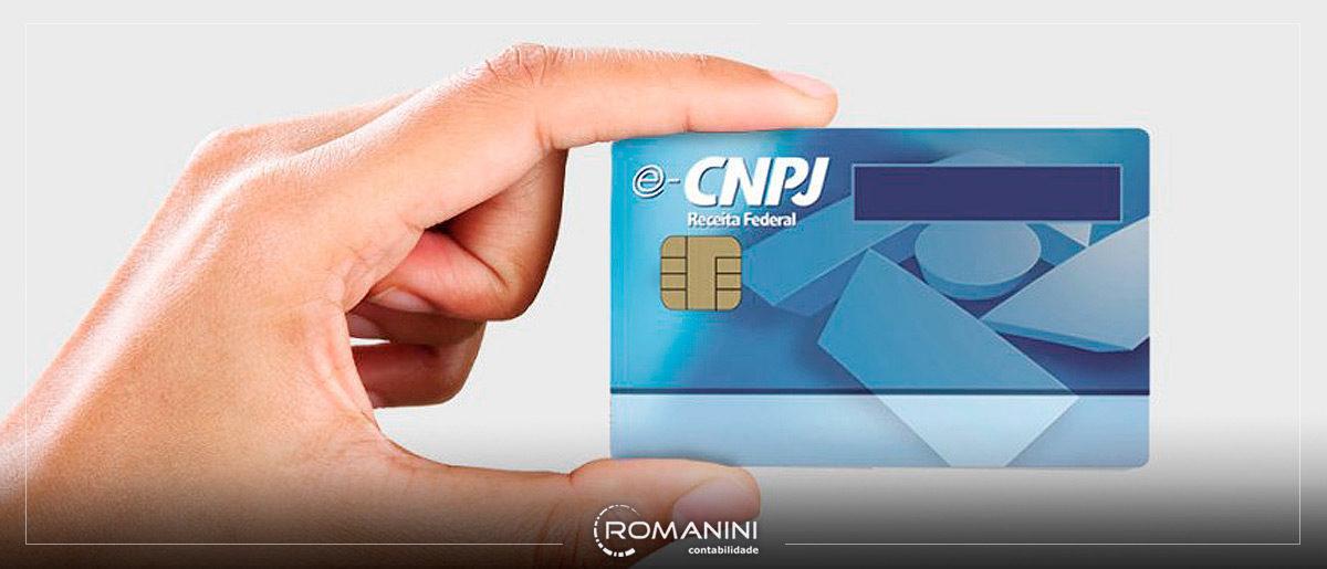 CNPJ: Receita declara inaptidão da inscrição de contribuintes com pendências
