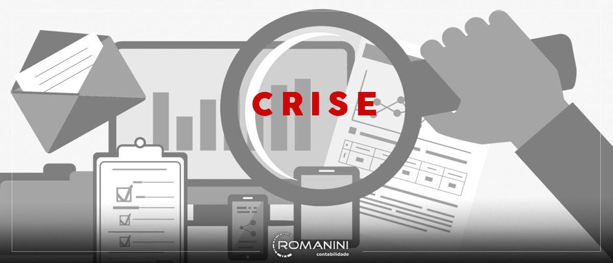 Saiba como fazer uma boa gestão em tempos de crise