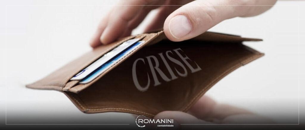 Saiba como administrar o orçamento em tempos de crise